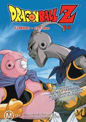 Dragon Ball Z 5.06 - Majin Buu - Evi on DVD
