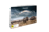 Amazing Africa Collector's Set DVD