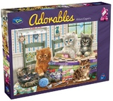 Holdson: 300pce Puzzles - Adorables Kitten Capers