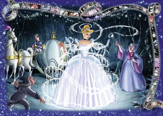 Ravensburger: Cinderella - 1000pc Collectors Edition Puzzle image