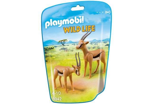 Playmobil: Wildlife - Gazelles