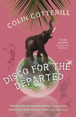 Disco For the Departed by Colin Cotterill image