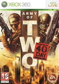 Army of Two: The 40th Day for Xbox 360