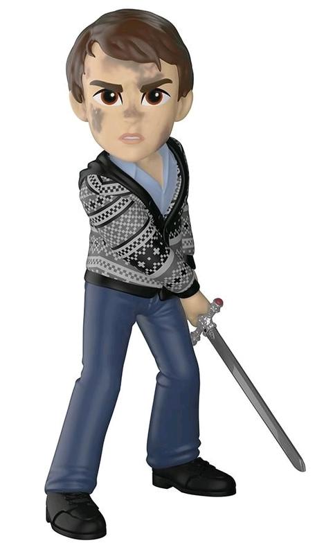 Harry Potter: Neville (with Sword) - Rock Candy Vinyl Figure