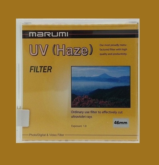 Marumi Lens Protect Filter 46mm image