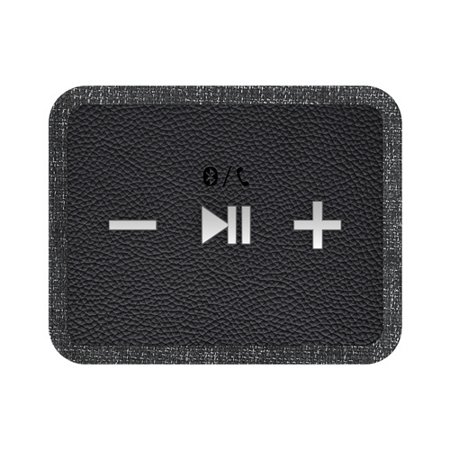 Creative Nuno Micro Designer Cloth Bluetooth Speaker - Black image