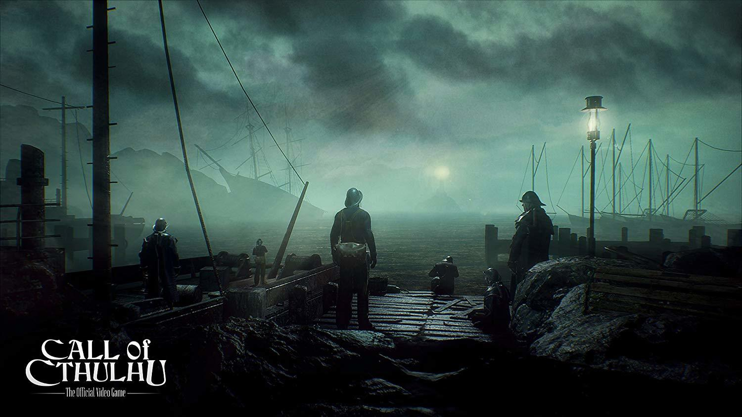 Call of Cthulhu for PS4 image