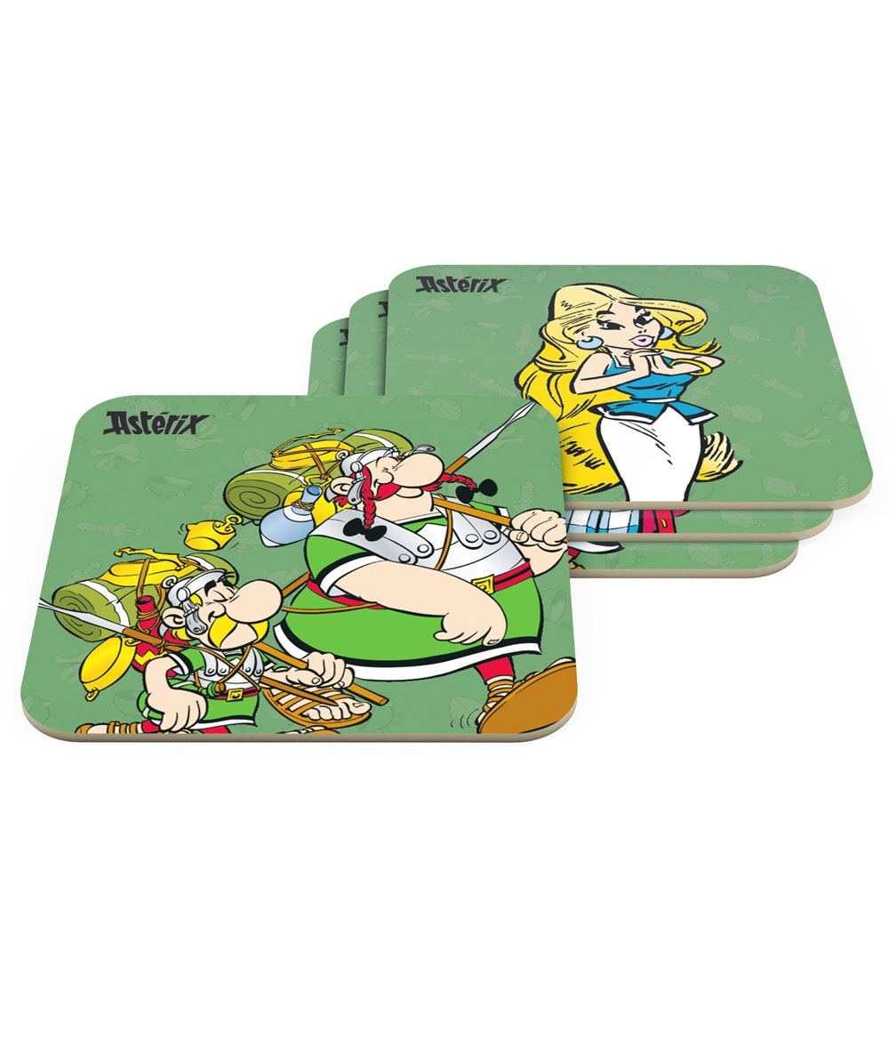 Asterix Coaster 6-Pack The Legionary image