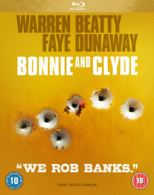 Bonnie And Clyde on Blu-ray