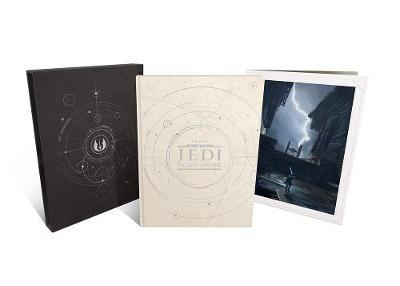 The Art Of Star Wars Jedi: Fallen Order Limited Edition by LucasFilm