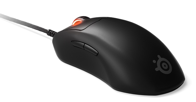 Steelseries Prime+ Gaming Mouse Black for PC