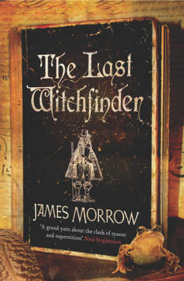 The Last Witchfinder by James Morrow image