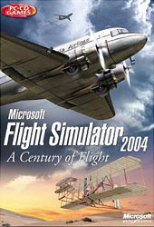 Microsoft Flight Simulator 2004 for PC