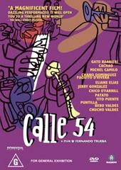 Calle 54 on DVD