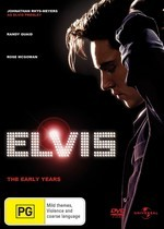 Elvis - The Early Years on DVD