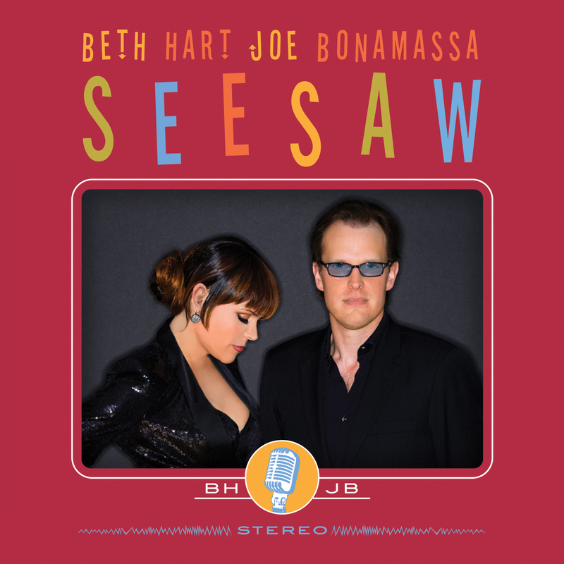 Seesaw by Beth Hart and Joe Bonamassa image