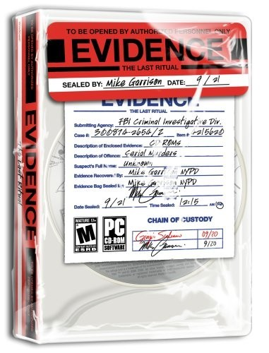 Evidence: The Last Ritual for PC Games
