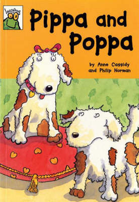 Pippa and Poppa by Anne Cassidy