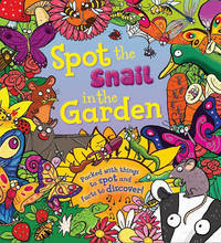 Spot the Snail in the Garden by Stella Maidment