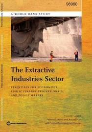 The extractive industries sector by Havard Halland