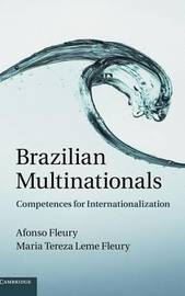 Brazilian Multinationals by Afonso Fleury