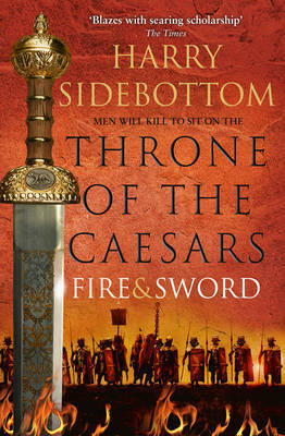 Fire and Sword by Harry Sidebottom image