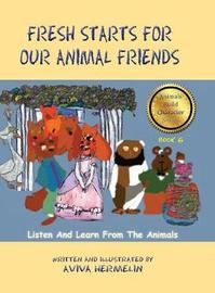 Fresh Starts for Our Animal Friends by Aviva Hermelin image