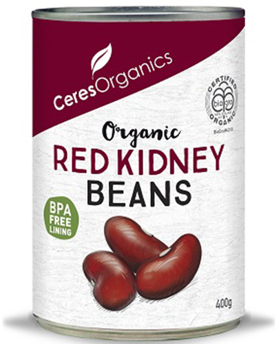 Ceres Organics Red Kidney Beans 400g | at Mighty Ape NZ