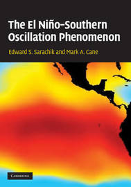 The El Nino-Southern Oscillation Phenomenon by Edward S. Sarachik image