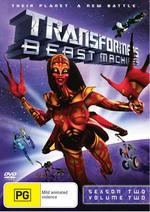 Transformers - Beast Machines: Season 2 - Vol. 2 on DVD