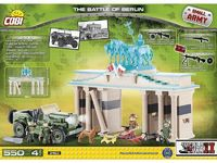 Cobi: World War 2 - Battle of Berlin