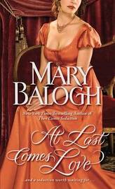 At Last Comes Love (Huxtable Series) by Mary Balogh image