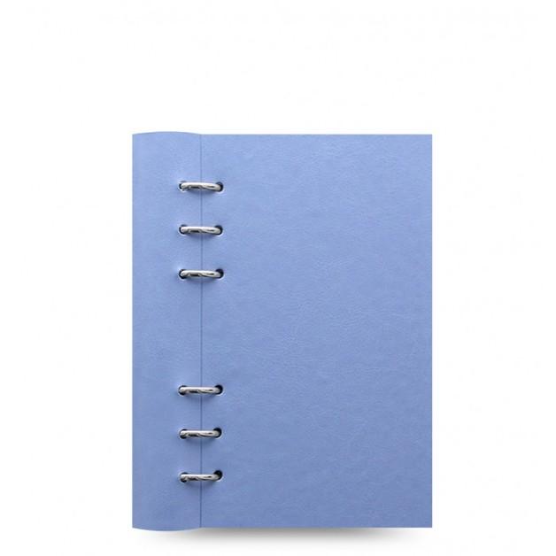 Filofax - Personal Clipbook Classic Notebook - Vista Blue