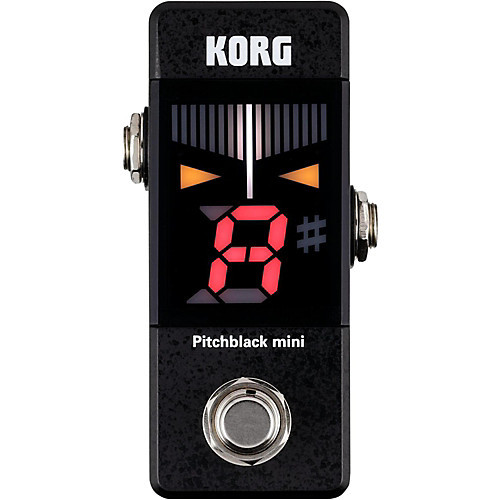Korg Pitchblack tuner Mini