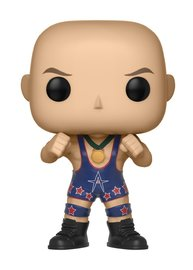 WWE: Kurt Angle (Ring Gear Ver.) - Pop! Vinyl Figure