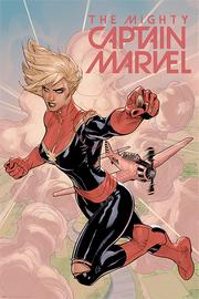 Captain Marvel Maxi Poster - Flight (915)