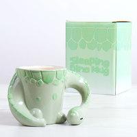 Sleeping Dino Mug image