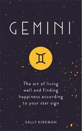 Gemini by Sally Kirkman