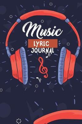 Music Lyric Journal by Ace Publishing