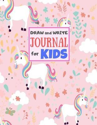 Draw and Write Journal for Kids by Baylee Hendricks Crafts
