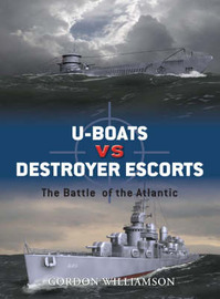 U-Boats vs Destroyer Escorts by Gordon Williamson image