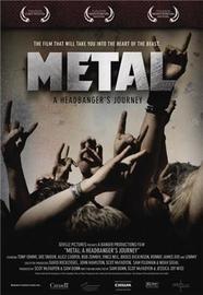 Metal: A Headbanger's Journey on DVD image