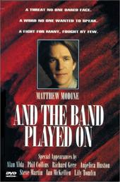 And The Band Played On on DVD