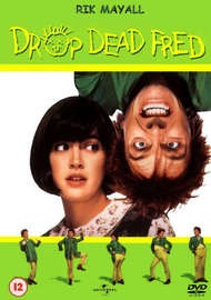Drop Dead Fred on DVD image
