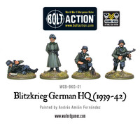 Blitzkreig - German HQ (1939-42)