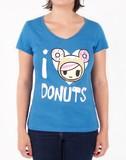 Tokidoki: I Heart Donuts T-Shirt (Medium)