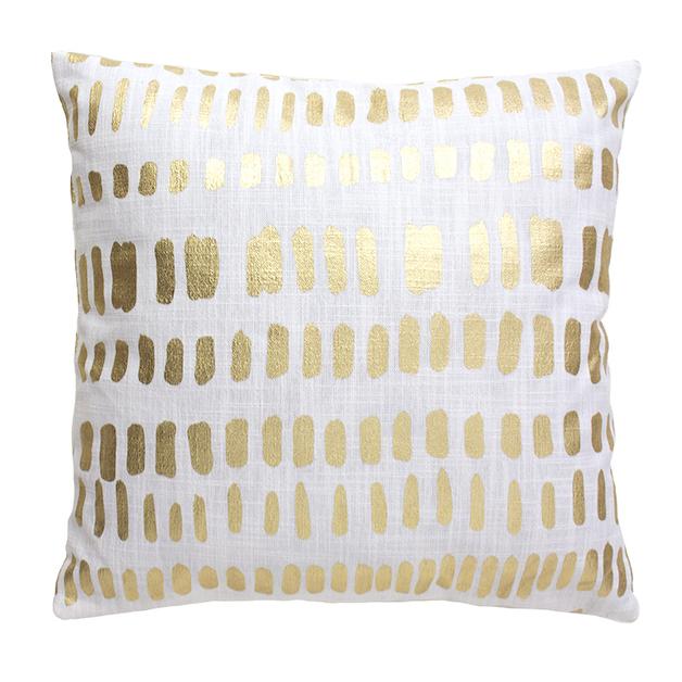 Bambury Zulu Cushion Cover (Gold)