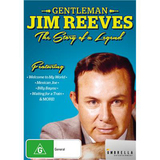 Gentleman Jim Reeves: The Story Of A Legend on DVD