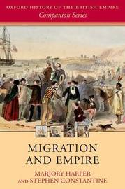 Migration and Empire by Marjory Harper