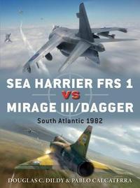 Sea Harrier FRS 1 vs Mirage III/Dagger by Doug Dildy